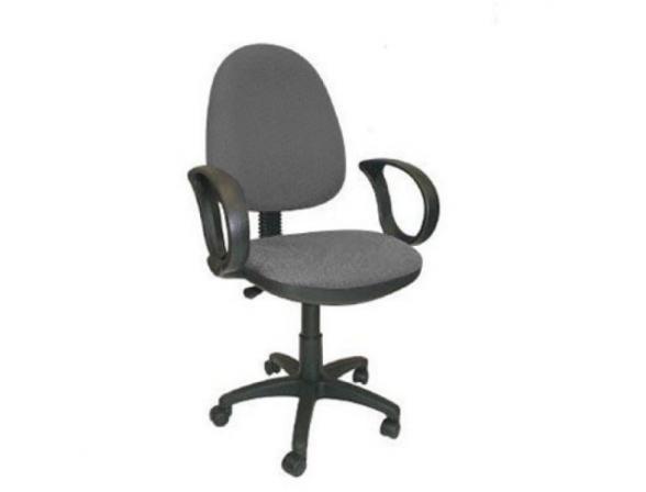 Кресло с подлокотниками BURO CH-360AXSN/#G