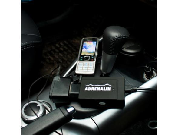Автомобильный инвертор Adrenalin Power Inverter 120 Duo