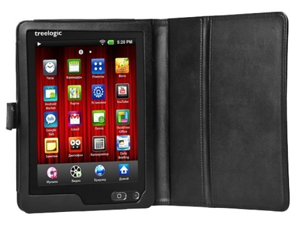 Планшет Treelogic Brevis 803WA 8Gb Touch (Black)