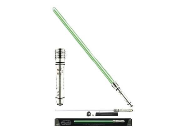 Световой меч Hasbro Kit Fisto Force FX lightsaber removable blade