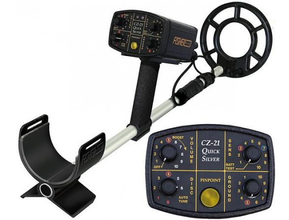 Металлоискатель Fisher CZ-21-10