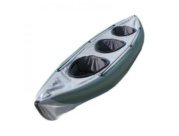 Каркасно-надувная байдарка Stream Хатанга-3 Sport