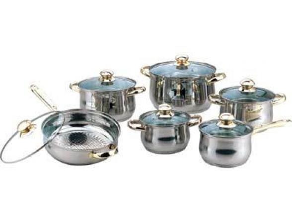 Набор посуды BEKKER Jumbo BK-243