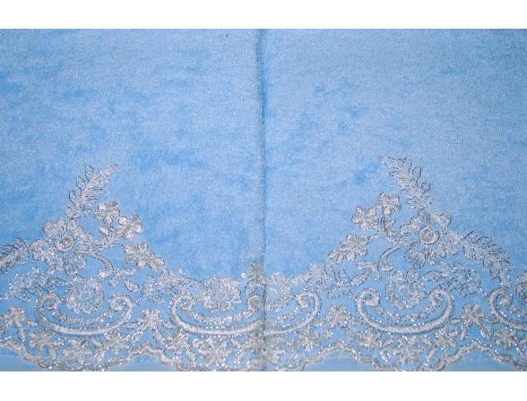 Комплект полотенец FAKILI бамбук с вышивкой LACE
