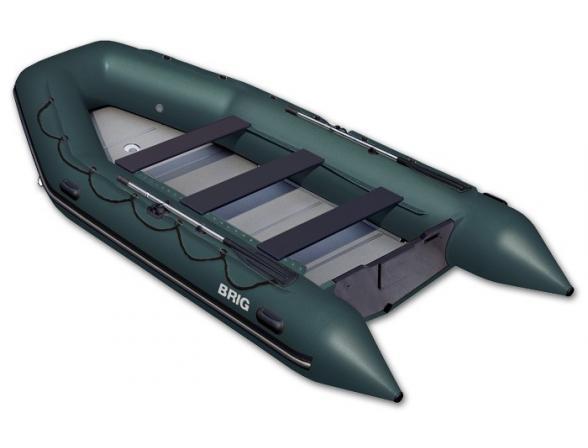 Лодка надувная BRIG B460HD