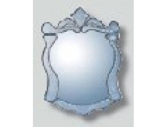 Зеркало декоративное Imagolux Карнавал хрусталь, стиль Венеции 50x40см (637050)