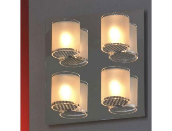 Светильник настенно-потолочный Lussole LSQ-3401-04