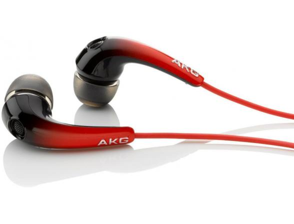 Наушники AKG K328 SUNBURST RED