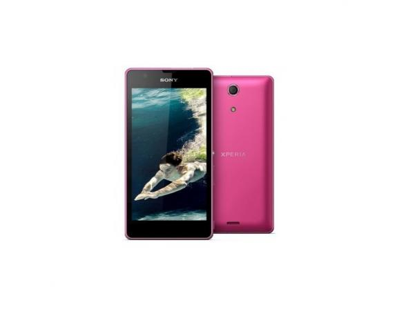 Смартфон Sony Xperia ZR LTE (C5503) Pink