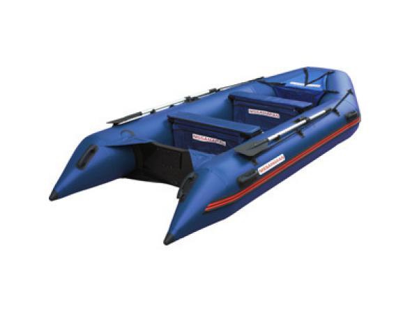 Лодка надувная NISSAMARAN MUSSON 360