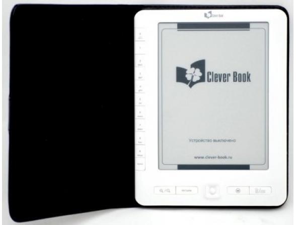 Электронная книга Clever Book CB-601