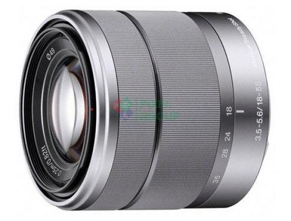 Объектив Sony 18-55mm f/3.5-5.6 E OSS*