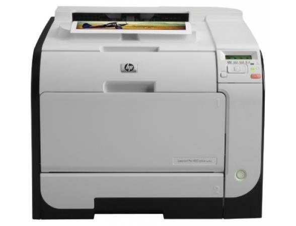 Принтер лазерный цветной HP LaserJet Pro 400 color M451dw