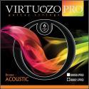 Набор 6 струн для гитары акустик VIRTUOZO 00051.PRO