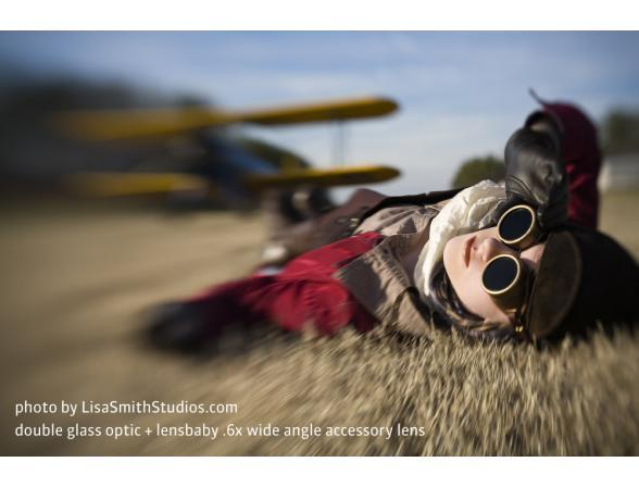 Объектив Lensbaby Composer Double Glass for Nikon