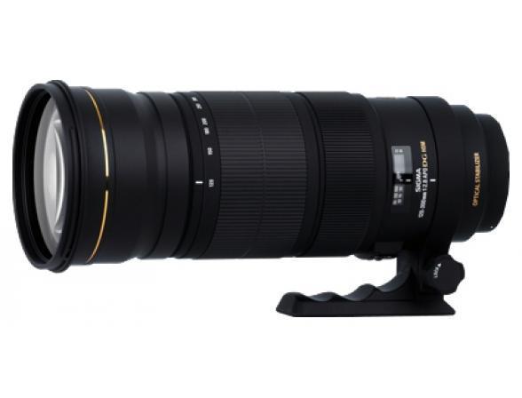 Объектив _Sigma AF 120-300mm f/2.8 EX DG OS HSM CANON EF*