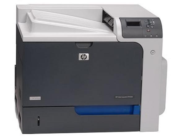 Принтер лазерный цветной HP Color LaserJet CP4525dn