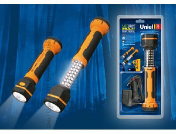 Автомобильный фонарь Uniel S-CL011-CA Orange