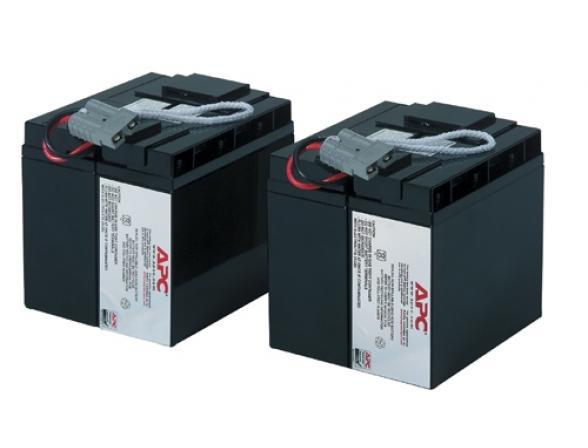 Батарея APC by Schneider Electric Battery 2200INET/RMINET/XLINET