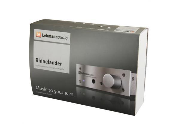 Усилитель Lehmannaudio Black Cube Rhinelander