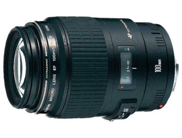 Объектив Canon EF 100 f/2.8 Macro USM