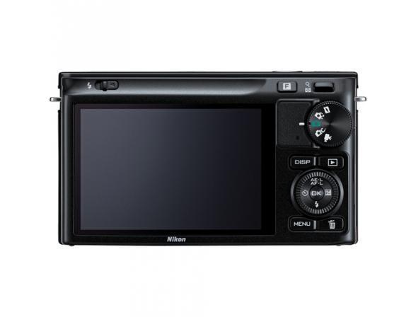 Цифровой фотоаппарат Nikon 1 J2 kit 10–30mm VR Black