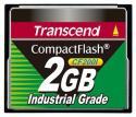 Флэш память Transcend 2 Gb CompactFlash 200x Industrial