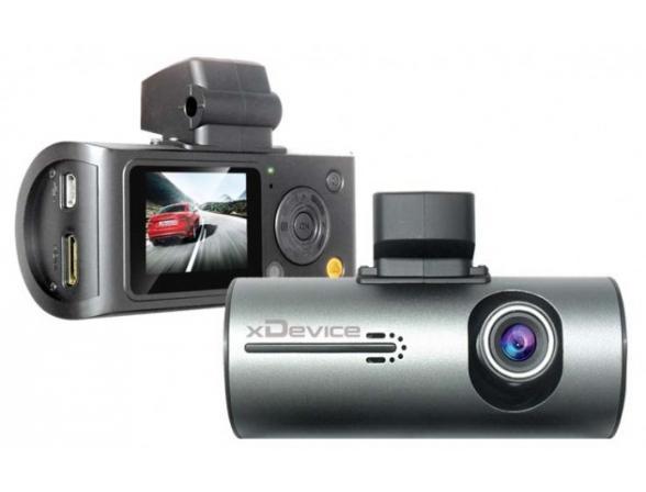 Видеорегистратор xDevice BlackBox-20G mini