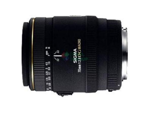 Объектив Sigma AF 70mm f/2.8 Macro EX DG CANON*