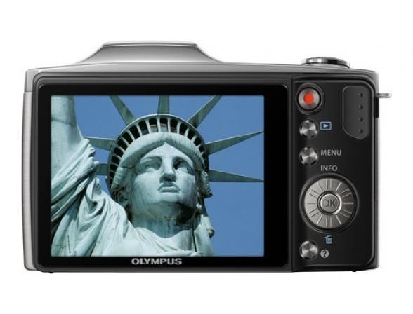 Цифровой фотоаппарат Olympus SZ-14