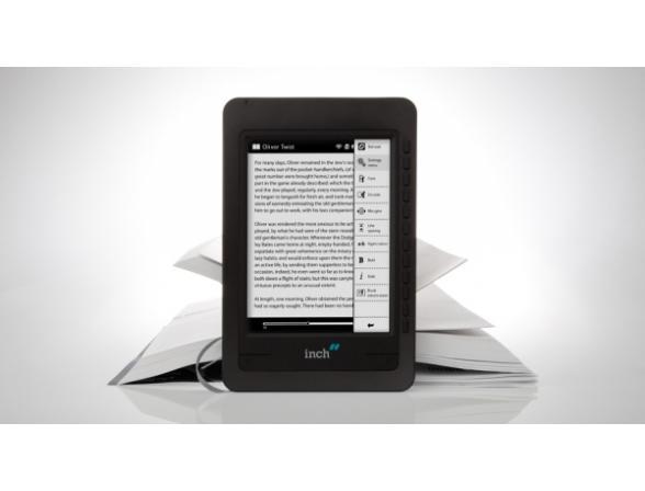 Электронная книга Inch A6i Pearl, Black