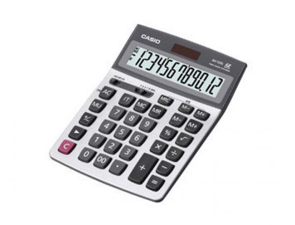Калькулятор настольный Casio casGX-120S