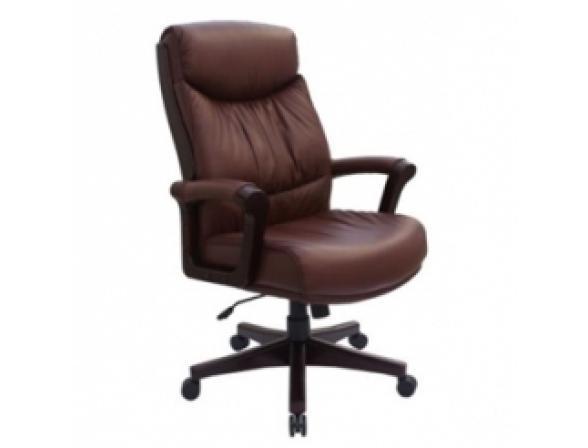 Кресло руководителя BURO _Genius/Brown