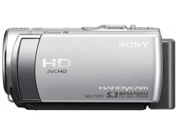 Видеокамера Sony HDR-CX200E*