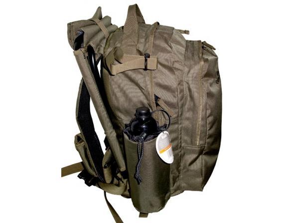 Рюкзак с встроенным стульчиком Retki FINLAND OUTDOOR 35л