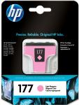 Картридж HP C8775HE Light Magenta Ink Cartridge №177