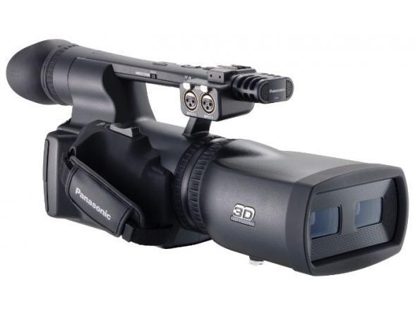 Видеокамера Panasonic AG-3DA1E
