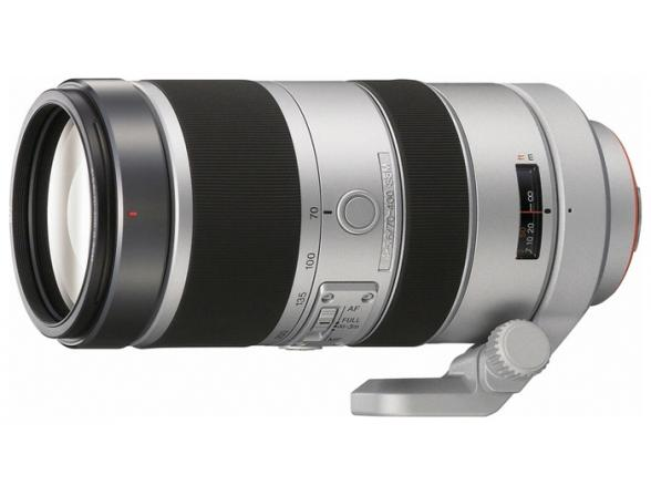 Объектив Sony 70-400mm f/4.5-5.6G SSM