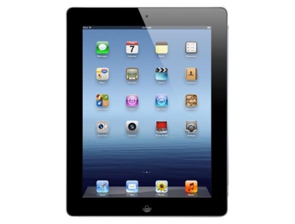 Планшет Apple iPad 4 64Gb Wi-Fi + Cellular Black