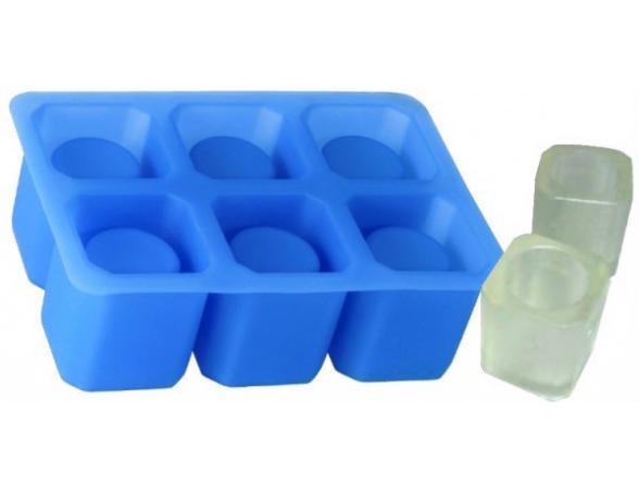 Форма для изготовления ледяных стопок Regent Inox Silicone 93-SI-FO-31
