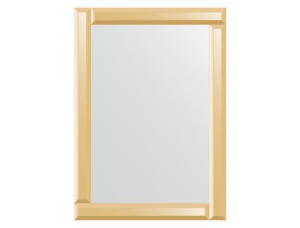 Зеркало с зеркальным обрамлением EVOFORM Style (50х70 см) BY 0814