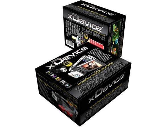 Видеорегистратор xDevice BlackBox-12