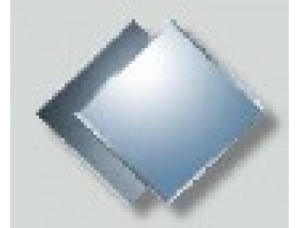 Зеркало декоративное Imagolux Джаз, с фацетом, на сером стекле 50x60см (634033)