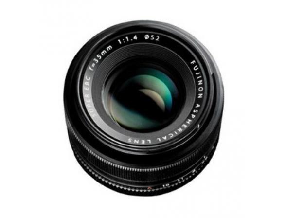 Объектив Fujifilm Fujinon XF 35 mm f/1.4 R