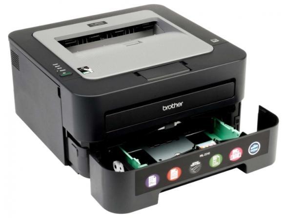 Принтер лазерный Brother HL-2240DR