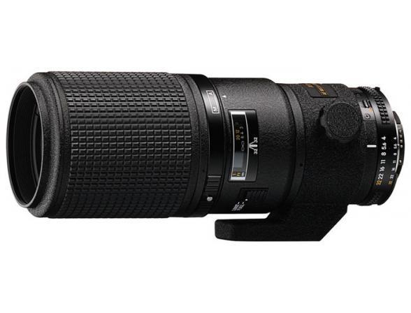 Объектив Nikon 200mm f/4D ED-IF AF MICRO-NIKKOR*