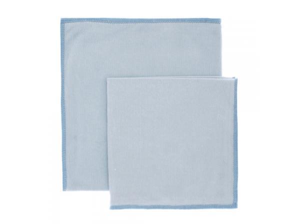 Набор салфеток для стекла LOKS 2 шт. 30*30, 40*40 L100201