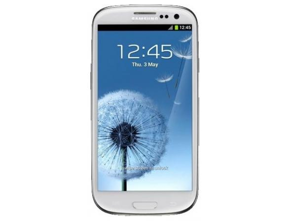 Смартфон Samsung Galaxy S III 32Gb White
