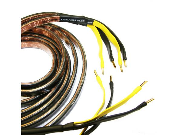 Кабель акустический Analysis-Plus Oval 9 2,4м