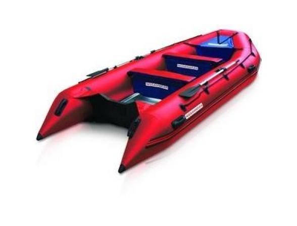 Лодка надувная NISSAMARAN TORNADO 420